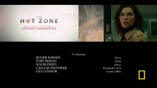 The Hot Zone 1x05 1x06 Preview