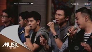 Video Yovie & Nuno ft 5 Romeo - Janji Suci - Music Everywhere download MP3, 3GP, MP4, WEBM, AVI, FLV September 2017