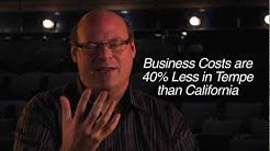 Tech Companies Talk Tempe