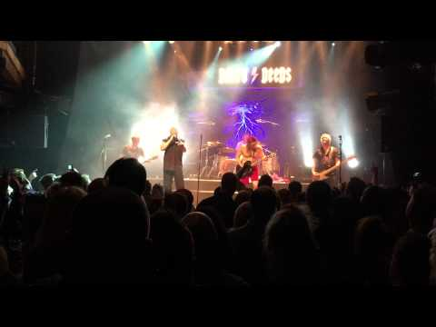 DIRTY DEEDS ( AC DC Tribute Band) Thunderstruck Live In Drammen 2014