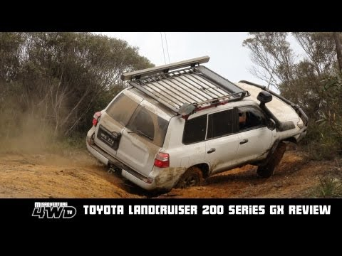 Landcruiser 200 series GX Official Offroad Review.mov