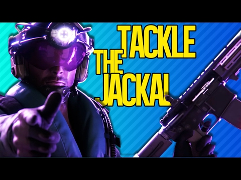 TACKLE THE JACKAL | Rainbow Six Siege