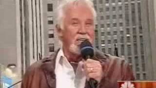 Kenny Rogers - The Gambler LIVE