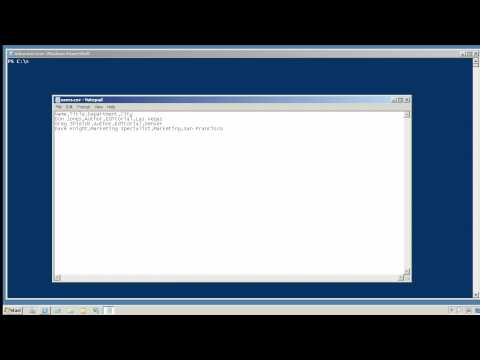 Pipeline Parameter Binding in Windows PowerShell v2