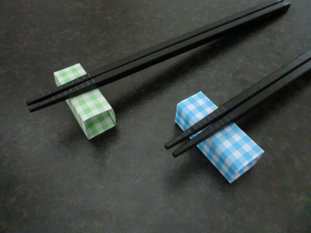 ハート 折り紙 折り紙箸置き作り方簡単 : kinarino.jp
