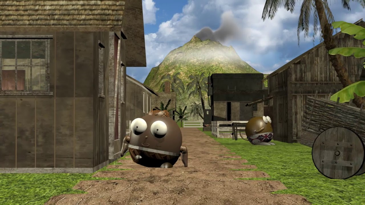 Download 87 Background Desa Animasi Terbaik