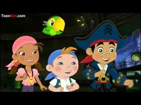 Captain Jake and Neverland Pirates Opening Theme