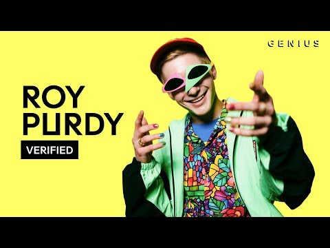 """Roy Purdy """"Walk It Out!"""" Official Lyrics & Meaning 