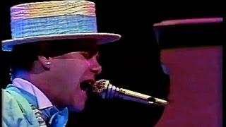 Elton John - Daniel (Live in Sydney, Australia 1984) HD