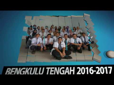 Perpisahan dokter internsip bengkulu tengah 2016-2017