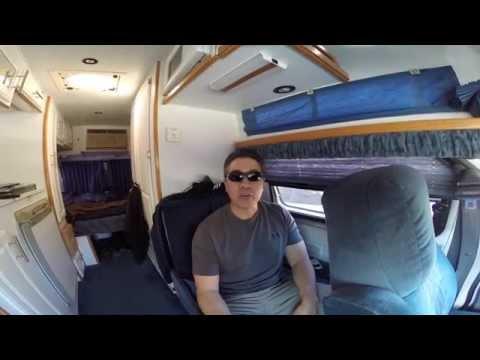 Rv Roadtrip Urban Stealth Camping Justin Credible Rv Vs