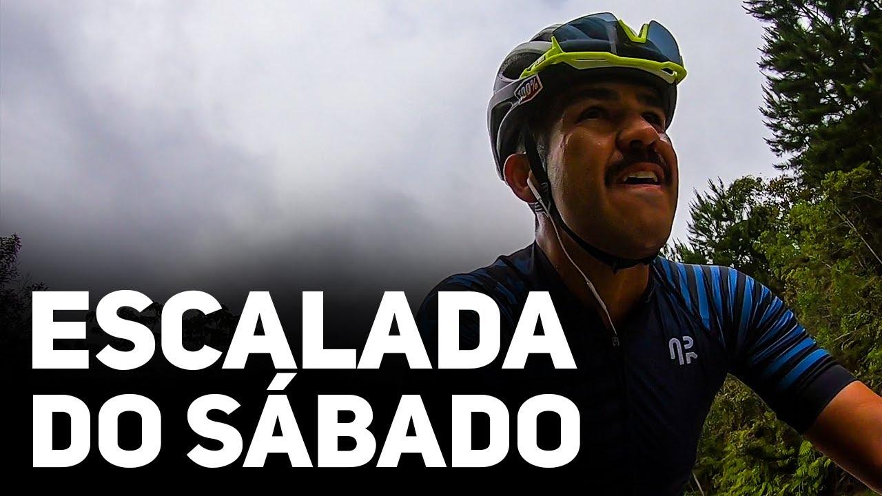 TREINO DE SUBIDAS - 100KM COM 2.200 METROS EM MENOS DE 4 HORAS | Canal de Bike