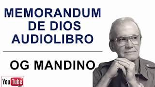 Memorandum de Dios (audiolibro) | Og Mandino (Voz humana)
