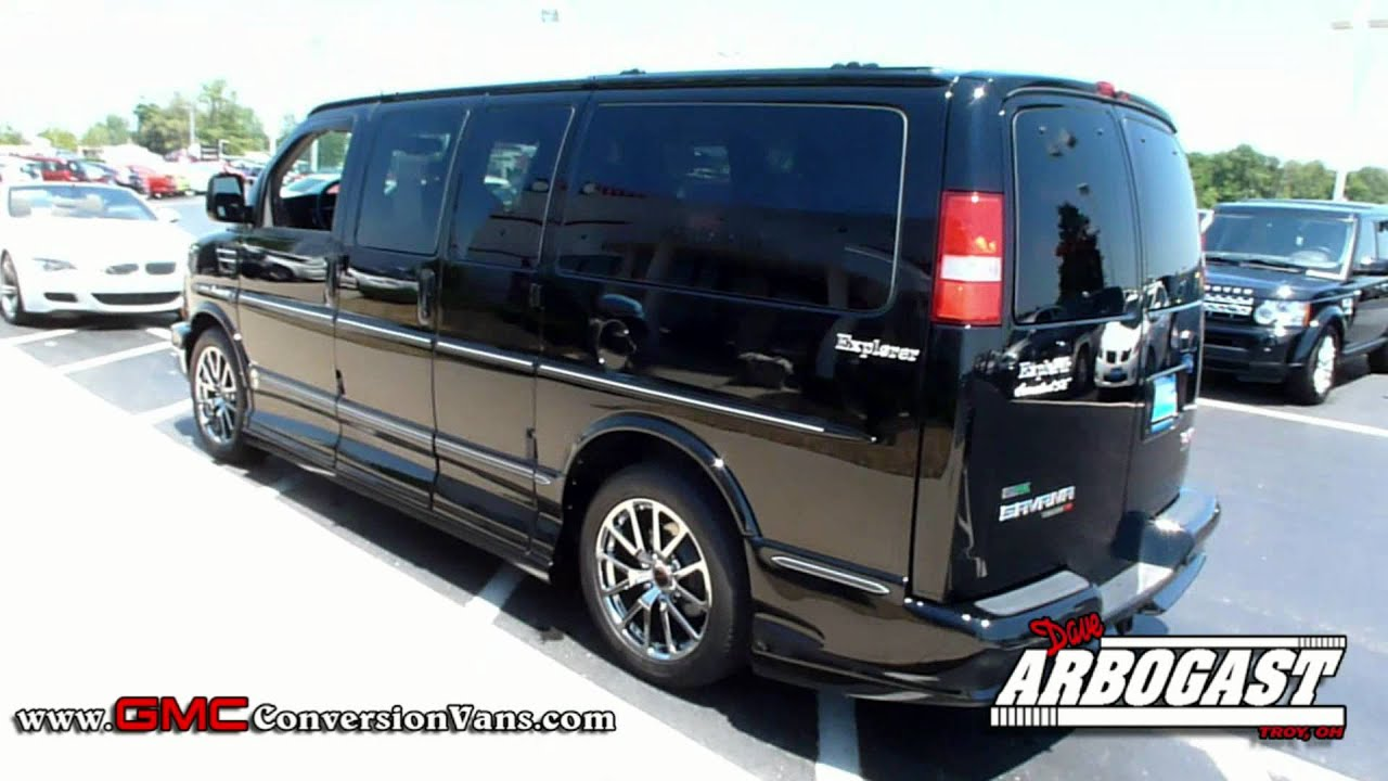 Used 2011 GMC Explorer AWD Low Top Conversion Van | Dave ...