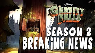 Gravity Falls: Season 2 Breaking News -- {Release Date, Pictures, and Sneak Peek}