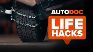 Lifehacks voor automobilisten