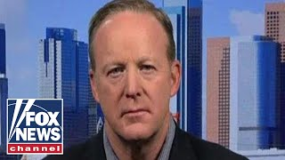 Sean Spicer: The impeachment vote would die in the Senate