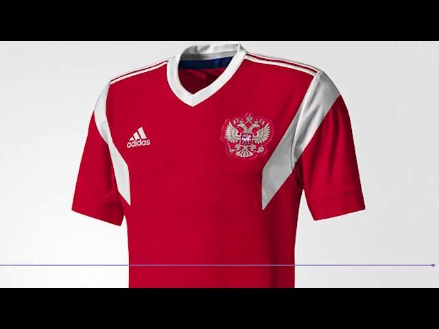 Представлена форма сборной России для ЧМ-2018 по футболу