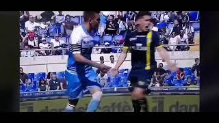 Lazio-Chievo, reazione ed espulsione per Milinkovic-Savic