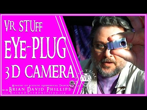 VR STUFF  Eye Plug 3D Camera for Android