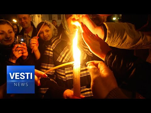 Christ is Risen - Russia: Last Major Christian Country in the World Celebrates Birth of Son of God