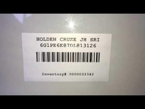 Разборка Chevrolet Cruze 1.4 A14NET (VIN: 6G1PE6E87DL813126) J6252