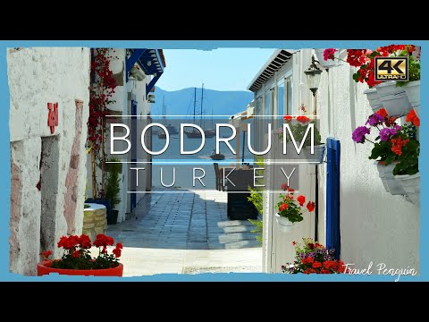 BODRUM ● Turkey [2020] | Cinematic 4k📷