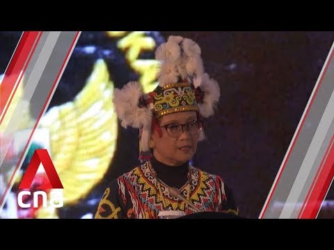 Indonesian president visits