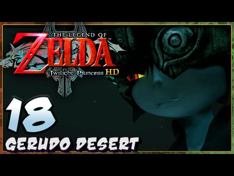 SHADOW REALM! | The Legend of Zelda: Twilight Princess HD - Part 18