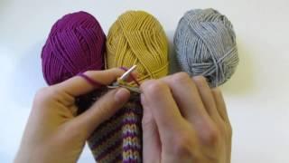 Helix Knitting