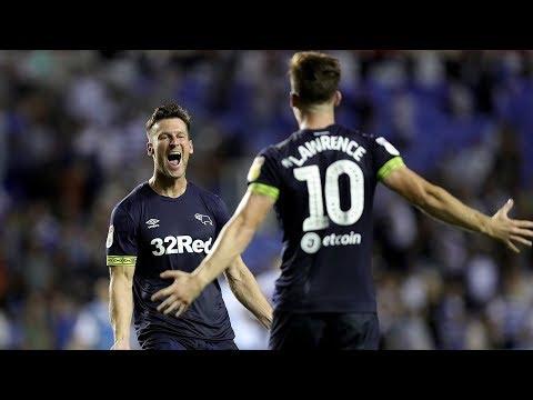 SHORT MATCH HIGHLIGHTS   Reading Vs Derby County