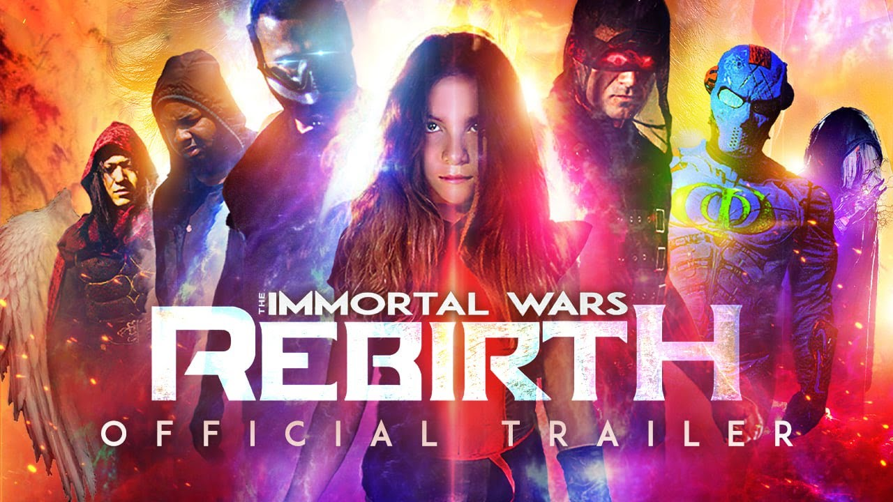 Download The Immortal Wars: Rebirth - Official Trailer