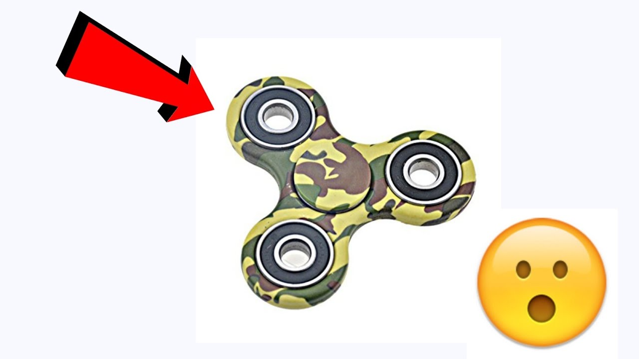 How To Paint Fidget Spinner Without Spray Paint