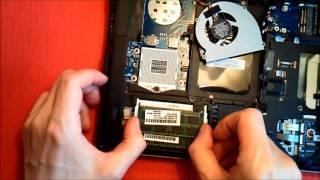 hP EliteBook 2560p Motherboard Replacement Part1