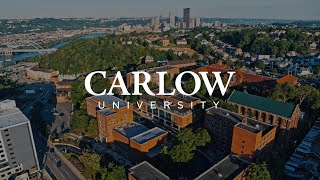 Carlow University: Values Driven and Career-Ready