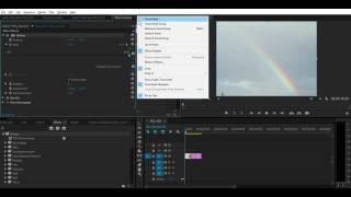 Adobe Premiere Pro CC Efekt Hazır ayarları Oluşturma