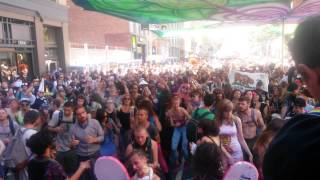 Khromata and Tobal Pulse SF stage How Weird Street Faire 2015