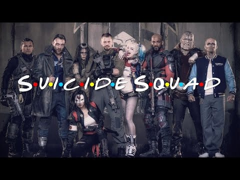 "Main Street Cinema: ""Suicide Squad"" Spoiler-Cast"