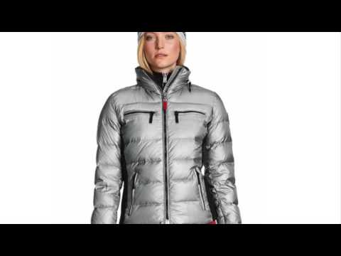 bogner lennja d ski jacket now at white stone youtube. Black Bedroom Furniture Sets. Home Design Ideas