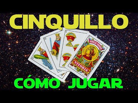 Nervioso | Como jugar baraja española from YouTube · Duration:  7 minutes 50 seconds