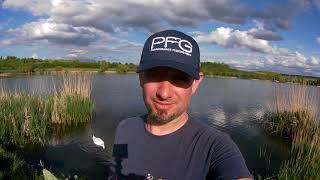 Рибалка в селі Студлів