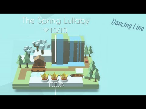 "Dancing Line ""The Spring Lullaby"""