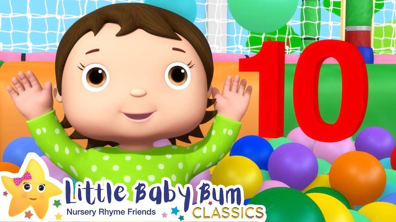 Ten Little Babies Song More Nursery Rhymes Kids Songs