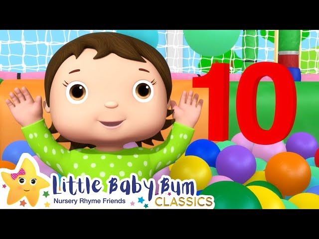Ten Little Babies Song More Nursery Rhymes Kids Songs