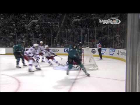 Tomas Hertl's Fourth Goal vs NY Rangers