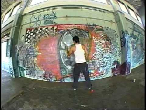 Whales and Orgies | David Choe, Early Years