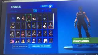 Sell or exchange Fortnite account