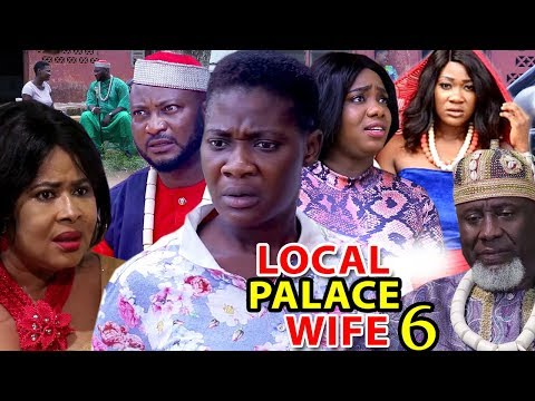 LOCAL PALACE WIFE SEASON 6 - Mercy Johnson - New Movie - 2019 Latest Nigerian Nollywood Movie