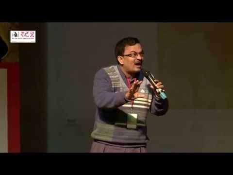 REX CONCLiVE 2013-14, Dr  Lenin Raghuvanshi