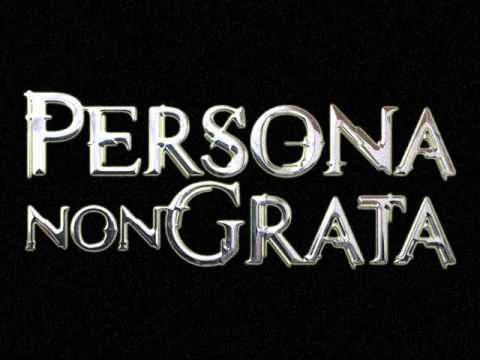 Persona Non Grata - Confirm Your Humanity (Steel Gallery Records) 2016